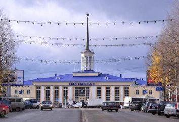L'antica città di Russia – Syktyvkar. Quale area appartiene ad essa? Descrizione Syktyvkar