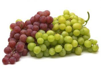 Maska winogron dla wszystkich rodzajów skóry