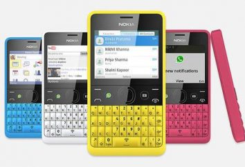Nokia Asha 210: fotos, precios y comentarios