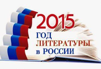 Der Name der Ausstellungen in der Bibliothek zum Jahr der Literatur. Ereignisse, auf die sollten Sie achten auf