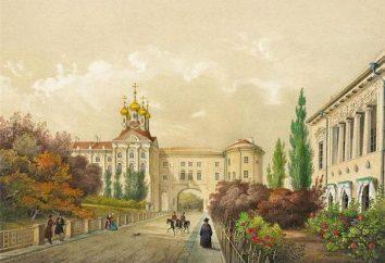 Tsarskoye Selo Lyceum Imperiale: primi allievi, laureati famosi, la storia