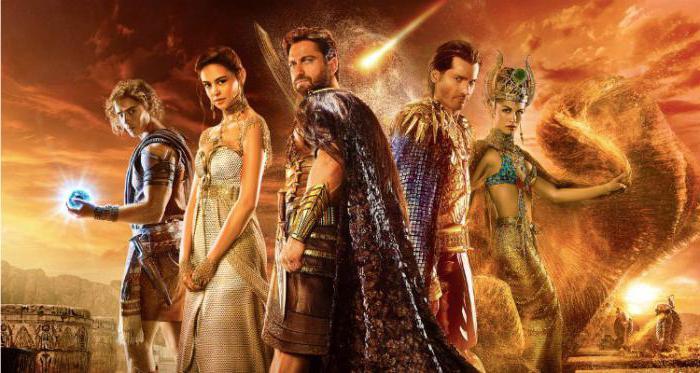 Filme über Götter