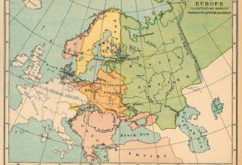 Começando estágios e causas da Grande Guerra do Norte. Os resultados da guerra do Norte