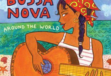 musique bossa nova et la danse – il est le phénomène?