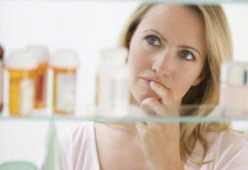 Die meisten antivirale Medikamente für Kinder: Bewertungen