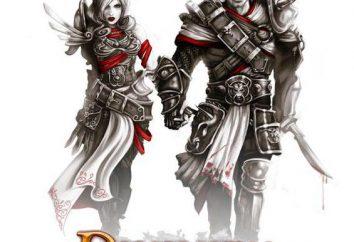 Divinity jogo: Pecado Original. Review, Cheats, personagens