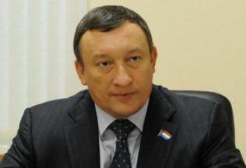 Homme politique Alexander Fetisov: biographie, la famille, les récompenses d'État et des faits intéressants
