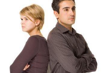Dissolution du mariage dans le bureau d'enregistrement. Ce que vous devez savoir?