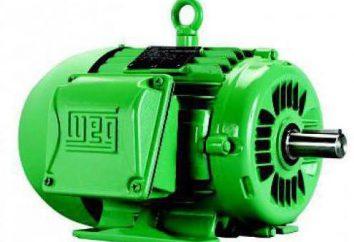 Wie der Motor 380-220 verbinden: schema