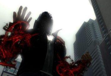 Vorbild: Passage von Science-Fiction-Thriller