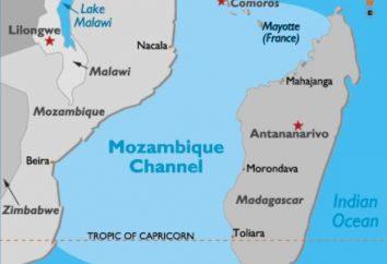 Mosambik – die längste der Welt