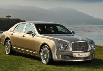 Nowoczesne klasyka luksusu: Bentley Mulsanne