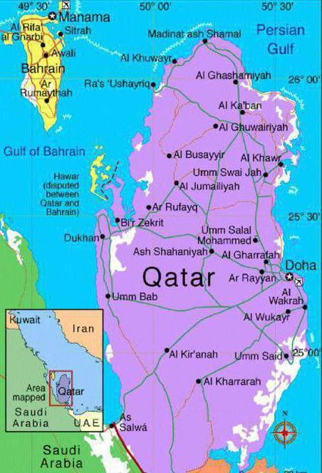 Wo Ist Katar