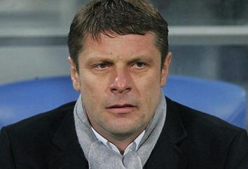 Oleg Luzhny futbolista: biografía