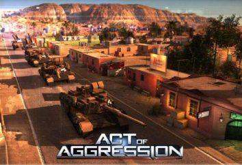 Atto di aggressione: revisione e di passaggio