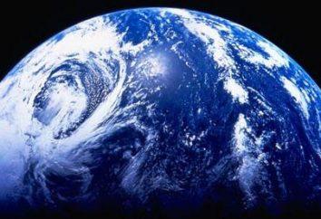 La forme de la Terre: hypothèses anciennes et recherche scientifique moderne