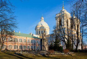 Cattedrale della Trinità di Alexander Nevsky Lavra: descrizione, storia e fatti interessanti