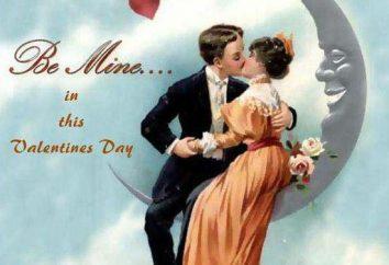 14 février – Saint-Valentin en Russie