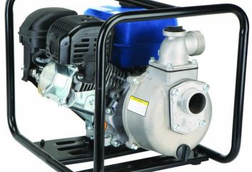 motopompa benzyna brudna woda: charakterystyka