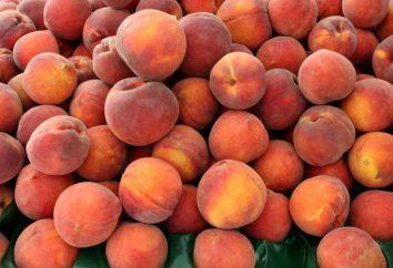Welche Vitamine sind in Pfirsichen und Nektarinen?