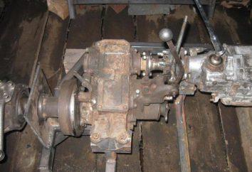 Razdatka GAZ-69: description de l'appareil, les réparations