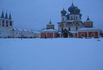 Tikhvin. Zwiedzanie starego miasta