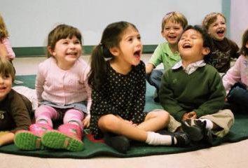 Articulação exercícios para crianças de 3-4 anos: exercício