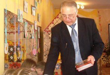 poeta dzieci Vladimir Khlynov