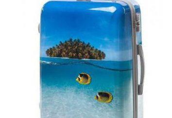 SunVoyage – Koffer, begann für extreme Bedingungen