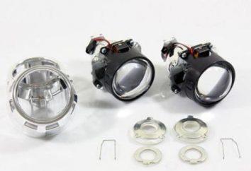 Dlaczego potrzebujemy soczewek w reflektorach i jak je zainstalować?