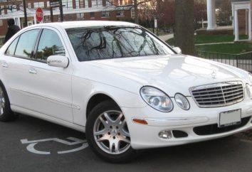 Mercedes E320 – tradycja marki