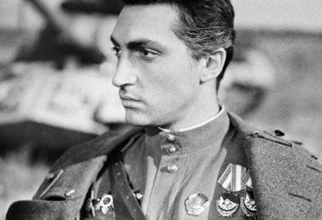 Attore Mikhail Kazakov: biografia, filmografia, foto