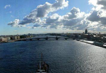 Plaże w Sankt Petersburgu, w Zatoce Fińskiej