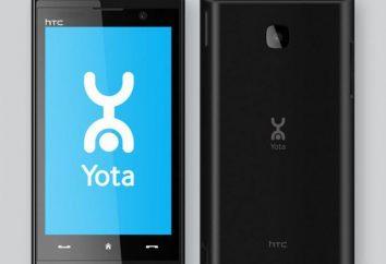 Yota: Configuración de Internet, automático y manual
