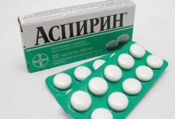 """Więcej informacji na temat tego, co pomaga, """"Aspirin"""" i """"Aspirin Cardio"""""""