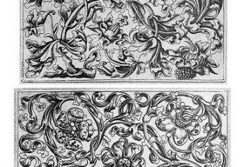 Gotycki ornament w architekturze i wnętrzu
