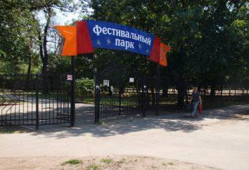 """Park """"Festival"""" w Moskwie: historia, opis i droga zapoznawcze"""