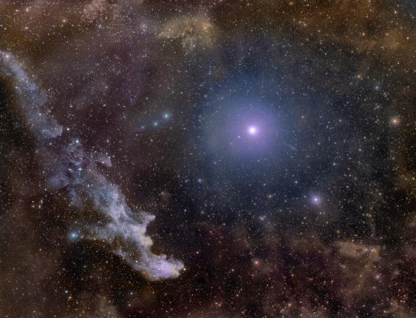 name kosmische nebel