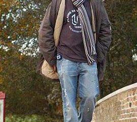 "Robert Noks – aktorem z filmu ""Harry Potter i Książę Półkrwi"""