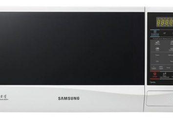 Samsung GE732KR: Beschreibung, Eigenschaften und Bewertungen