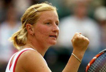 Alla Kudryavtseva: biographie des célèbres joueurs de tennis et matchs