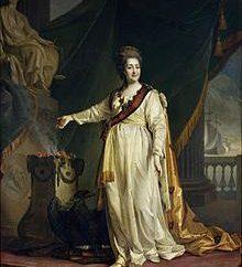 Les adeptes de la Grande Catherine. Grigory Orlov – un favori de la Grande Catherine