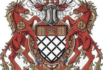 Wappen. Geschichte und Varianten