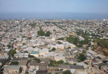 Uczenie geografii: Gdzie jest Derbent?