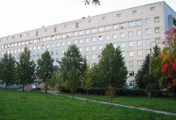 Republikański Szpital Kliniczny, Czeboksary. Szpitale, Czeboksary
