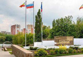 """Park """"Przyjaźń"""" (Rostów nad Donem) – zielona oaza w mieście"""