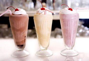 Comment faire un milk-shake dans un mélangeur