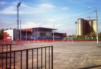 "Stadium ""Salute"" (Dolgoprudny) – neues Fitnesscenter"