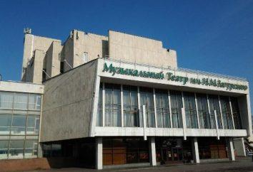 Teatr muzyczny, Irkuck. Recenzje o repertuarze i historii Teatru Muzycznego. Zagursky