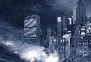 Die besten Katastrophenfilme: die Bewertungsliste, Beschreibung und Bewertungen